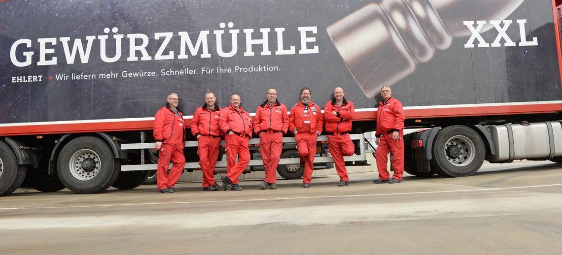 Ehlert Team Fahrer