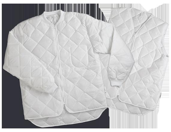 Kaelteschutz Kuehlhausbekleidung Sortiment Bild02