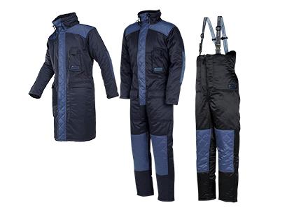 Kaelteschutz Kuehlhausbekleidung Sortiment Bild06