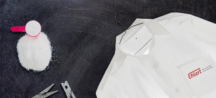 Corona: Berufsbekleidung richtig waschen - Headerbild