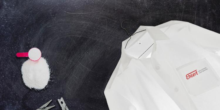 Corona: Berufsbekleidung richtig waschen - Twitter-Share