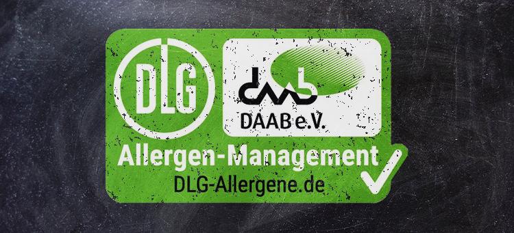 DLG-geprüftes Allergen-Management | Bild Header