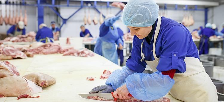 Unterschiedliche Umsatzentwicklung in Fleischereien | Bild Header
