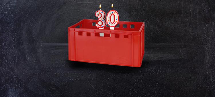 30 Jahre rote Fleischkisten   Bild Header